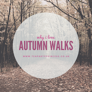 Why I Love Autumn Walks