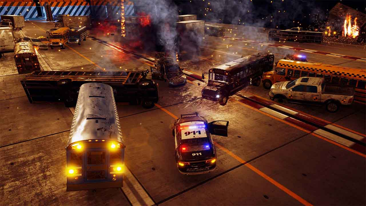 تحميل لعبة Danger Zone مضغوطة برابط مباشر وتورنت مجانا