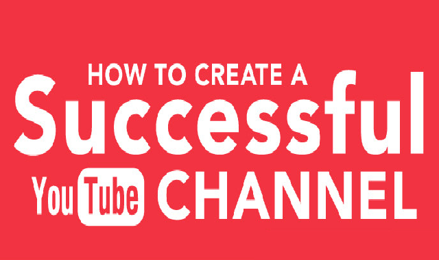 How To Create A Successful Youtube Channel #infographic