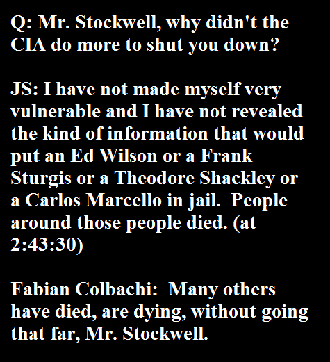 John Stockwell On Vulnerability