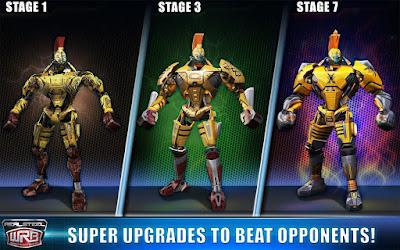 Real Steel World Robot Boxing Mod Apk v32.32.894