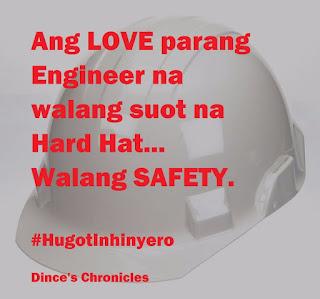 Ang Pananaw ng Isang Simpleng Inhinyero: HUGOT THE ENGINEER WAY