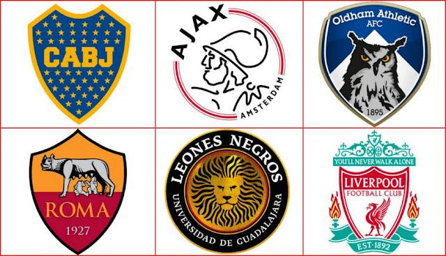 Los 20 escudos de fútbol más hermosos del mundo