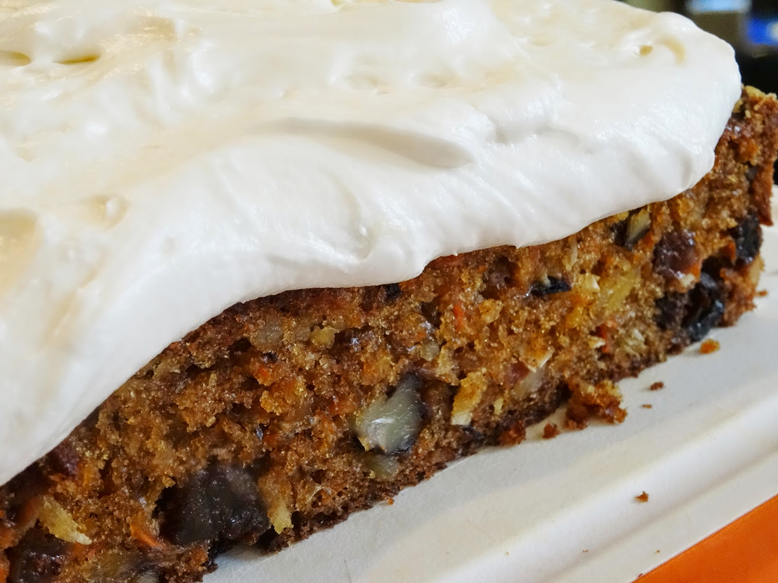 Test 110 Easy Carrot Cake With Pineapple Coconut