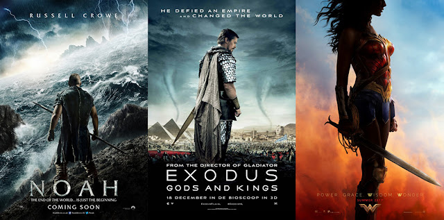 Noah Exodus gods and kings Wonder Woman منع عرض فيلم