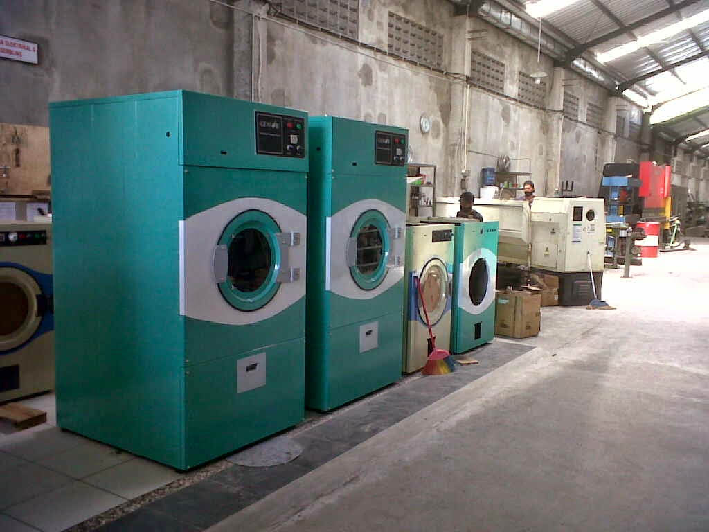 mesin laundry
