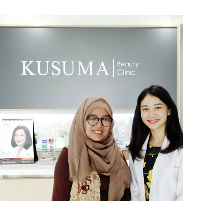 treatment wajah di kusuma beauty clinic