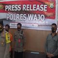 Polres Wajo Berhasil Mengungkap Komplotan Pencuri Antar Kabupaten