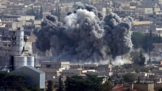 Szíria: az orosz katonákat figyelmeztették az amerikai légicsapás előtt