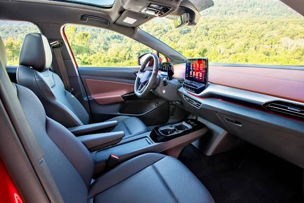 SUV elétrico ID.4 no Brasil? VW terá livre sobre mobilidade dia 29/9