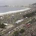 #Verificamos: foto de Copacabana cheia pró-Bolsonaro é falsa