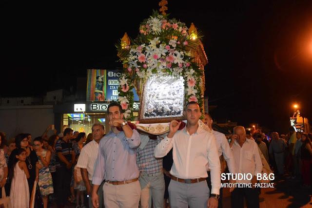 Το Άργος γιορτάζει την Κοίμηση της Θεοτόκου