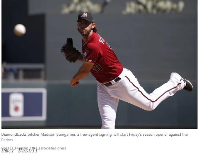 Diamondbacks enters an unknown hurdle as MLB shortens the 2020 season