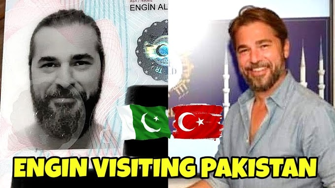 Engin Altan's Visit to Pakistan CONFIRMED! | NEW Details of Ertugrul's September Trip