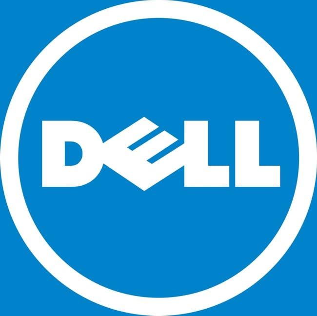 Dell India Logo.