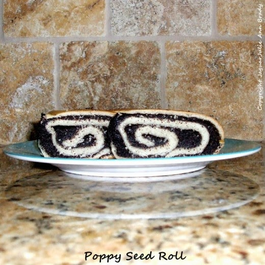 poppy seed roll from bubba's homebaked