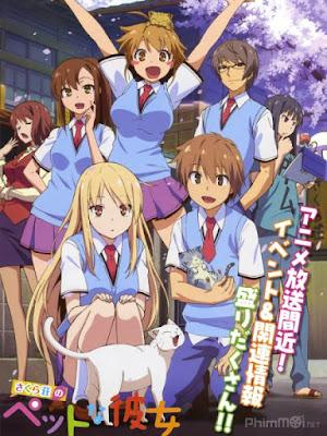 Sakurasou No Pet Na Kanojo (Những cô gái cưng ở kí túc Sakura) Vietsub (2012)