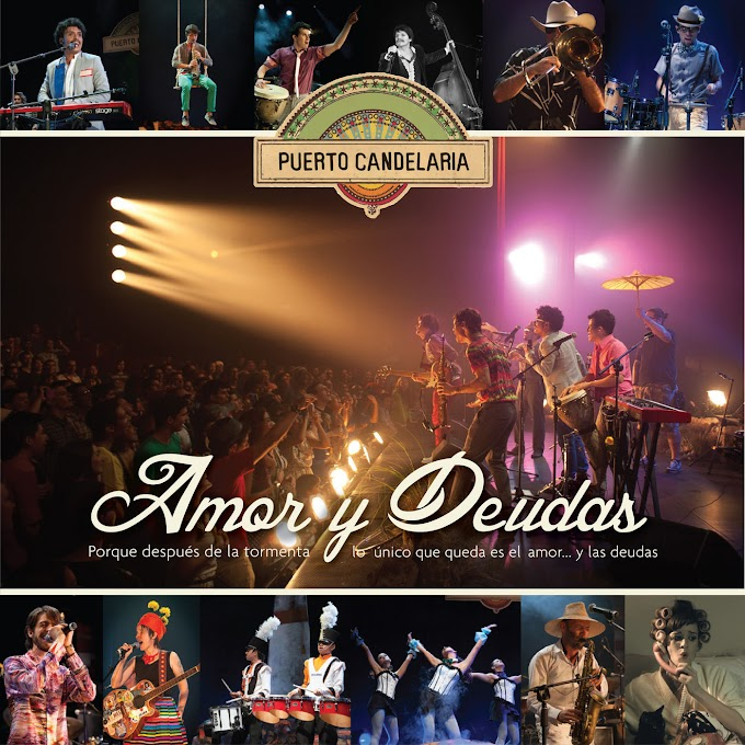 Descargar Discografia: Puerto Candelaria