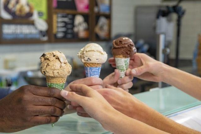 how to get free ice cream