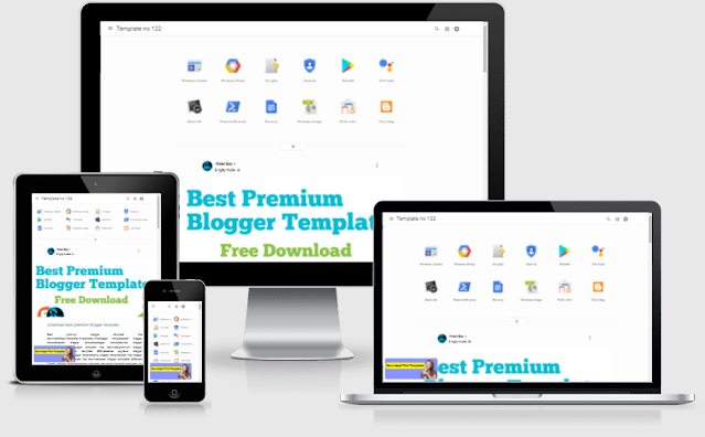Blogthuthuatwin10 V5 Blogger Template