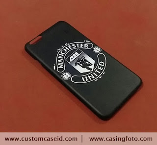 custom case logo Manchester United