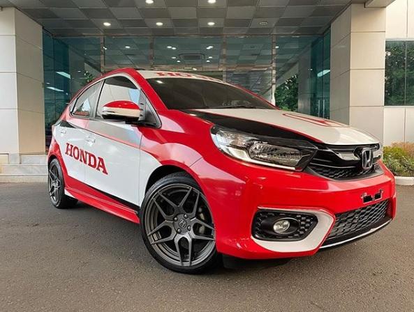 Penjualan Honda Brio