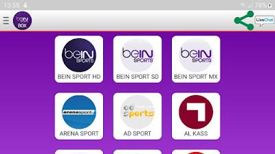 تطبيق bein Tv Box, افضل موقع لمشاهدة قنوات bein sport بدون تقطيع 2020, bein sport live, bein sport hd1, افضل موقع لمشاهدة قنوات bein sport بدون تقطيع 2020, bein sport en direct ,bein sport 2 , بين سبورت المفتوحة بث مباشر, bein Tv Box apk