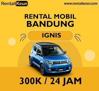 Rental Mobil Ignis Bandung