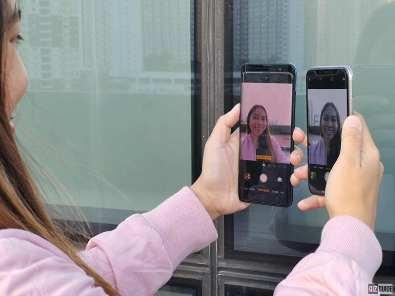 Selfie cameras