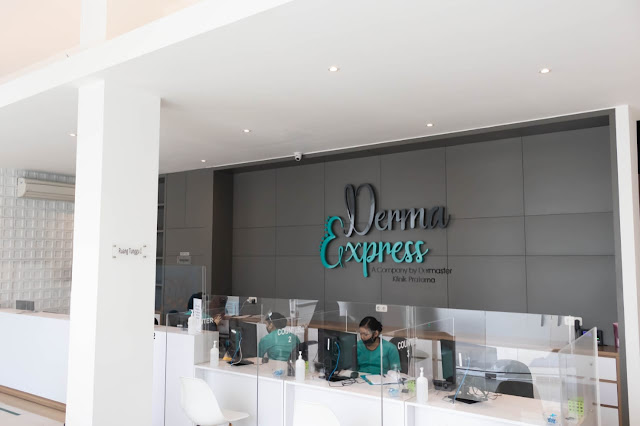 review derma express