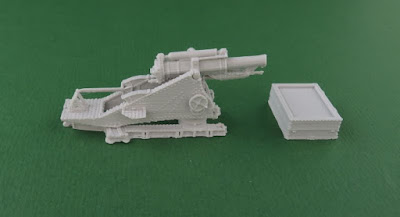 """BL 9.2"""" howitzer picture 5"""