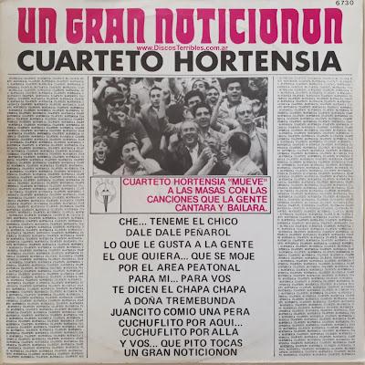 Cuarteto Hortensia