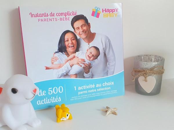 La Happy Baby Box, parfaite pour les jeunes et futures mamans  !