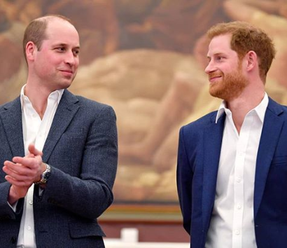 """""""I've put my arm around my brother all our lives and I can't do that any more"""" Prince William speaks on his brother's decision to step back as a senior royal"""