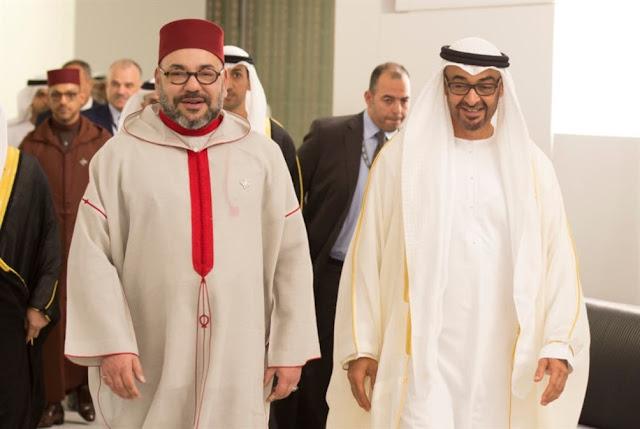 المغرب ، الإمارات، إقليم الصحراء، قنصلية عامة، منطقة الكركرات، حربوشة نيوز