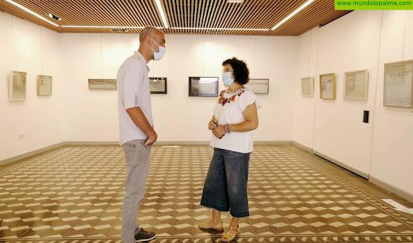 El Espacio de Arte O´Daly acoge la exposición 'Pinturas' del artista palmero Gonzalo Concepción