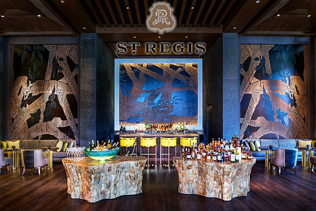 Bar at St. Regis Langkawi