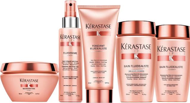 Produtos da marca Kérastase