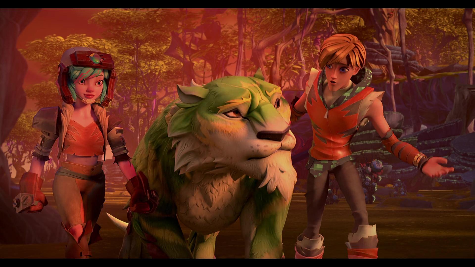 He-Man y los amos del universo (2021) Temporada 1 1080p WEB-DL Latino