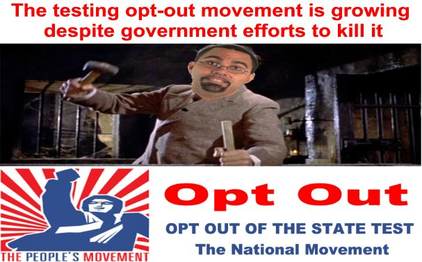 Image result for big education ape opt out