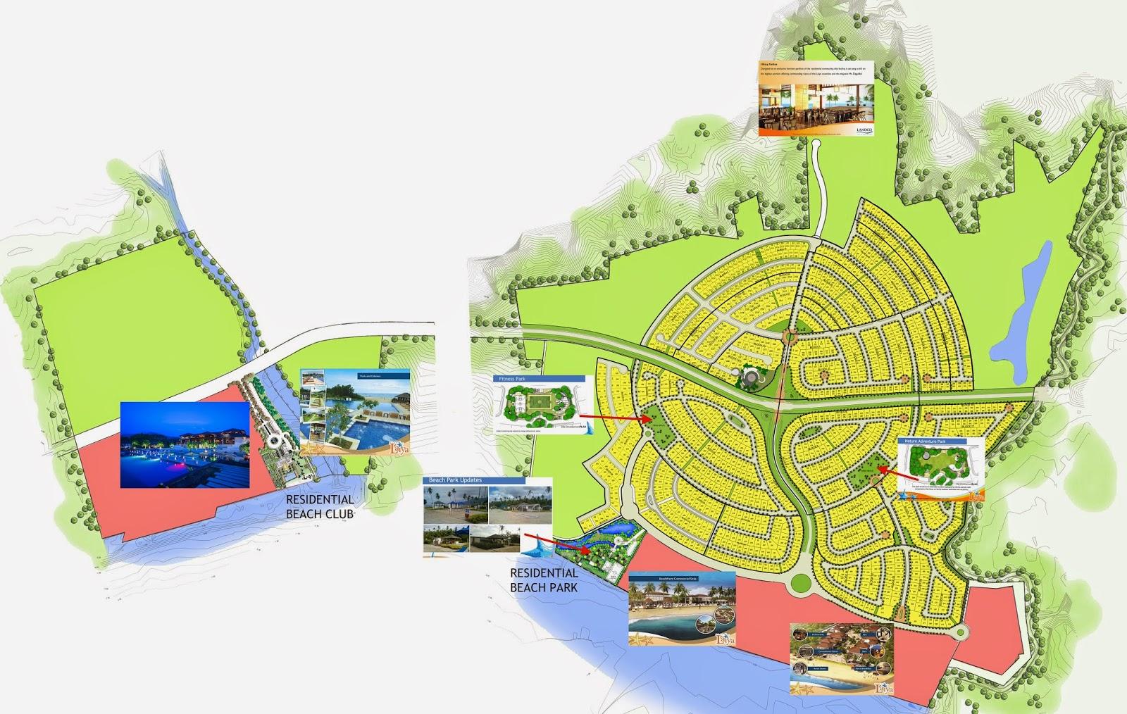 MAP OF PLAYA LAIYA SAN JUAN BATANGAS - BEACH LOT FOR SALE | PLAYA ...