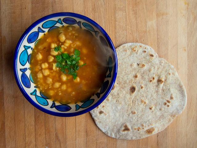 harira vegetariana