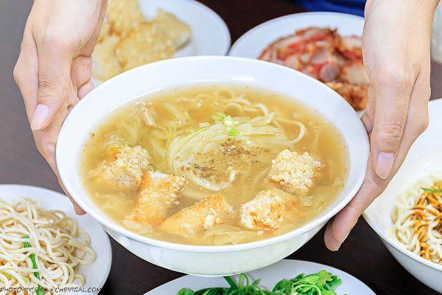 MG 7549 - 熱血採訪│不用特地跑去台南,也能吃到料鮮味美的土魠魚羹!加點烏醋更對味~