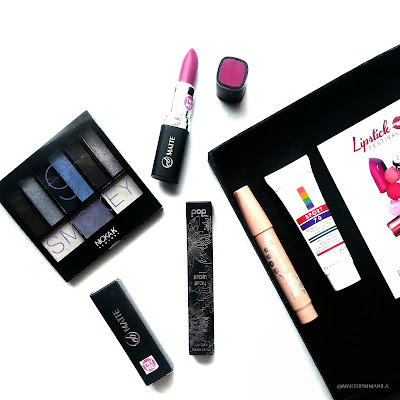 SM Lipstick Festival 2016