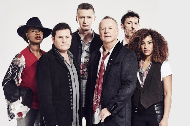 "Simple Minds anuncia novo álbum e divulga ""Love Song (Live In The City Of Angels)"""