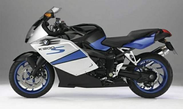 BMW K 1200S motor tercepat terkencang dan termahal di dunia