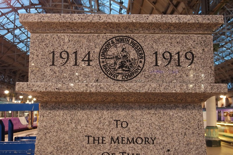 Manchester's Memorials Walking Tour