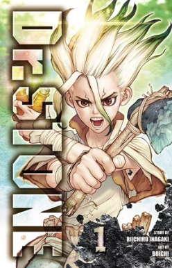 """Akan ada """"PENGUMUMAN PENTING"""" Manga Dr.Stone 16 Desember"""