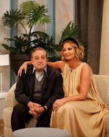 Cristina Ferreira com o seu convidado