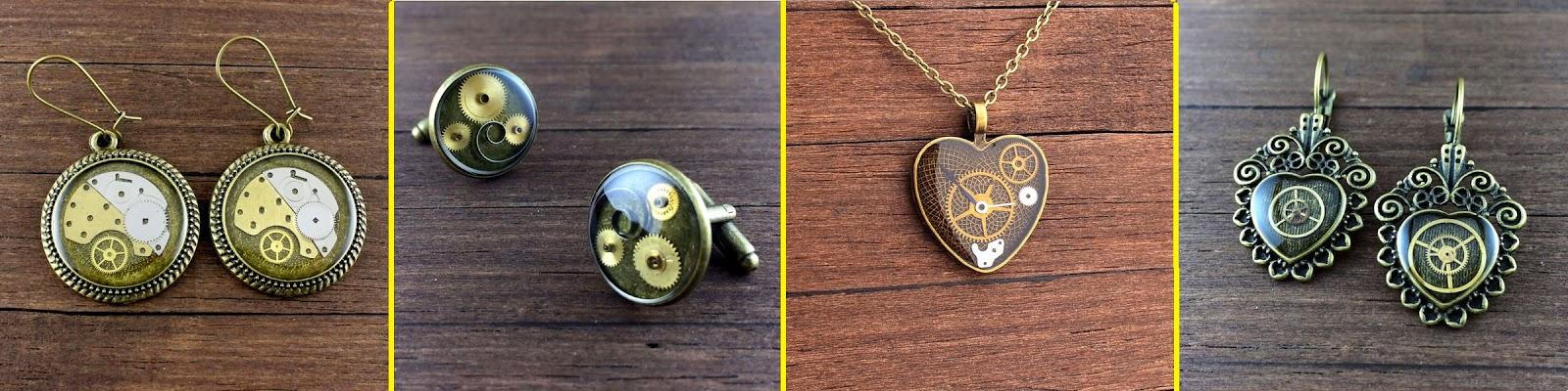 f37a0aa7d1 ΚΑΘΗΜΕΡΙΝΟ ΡΟΥΚΟΥΜΟΥΚΟΥ  5.Όμορφα κοσμήματα από παλιά εξαρτήματα ...